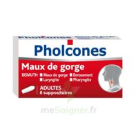Pholcones Bismuth Adultes, Suppositoire à Clamart