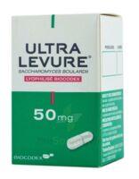 ULTRA-LEVURE 50 mg Gélules Fl/50 à Clamart