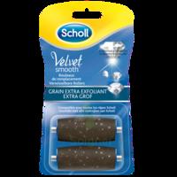 Scholl Velvet Smooth Rouleaux De Remplacement  Grain Extra Exfoliant à Clamart