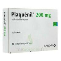 PLAQUENIL 200 mg, comprimé pelliculé à Clamart