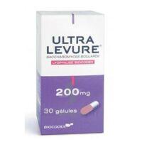 ULTRA-LEVURE 200 mg Gélules Fl/30 à Clamart