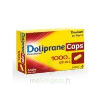 DOLIPRANECAPS 1000 mg Gélules Plq/8 à Clamart