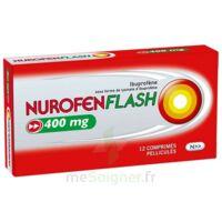 NUROFENFLASH 400 mg Comprimés pelliculés Plq/12 à Clamart