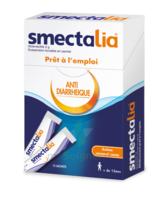 SMECTALIA 3 g Suspension buvable en sachet 12Sach/10g à Clamart