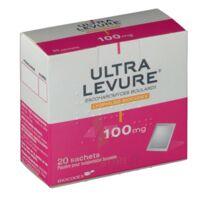 ULTRA-LEVURE 100 mg Poudre pour suspension buvable en sachet B/20 à Clamart