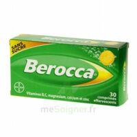 Berocca Comprimés effervescents sans sucre T/30 à Clamart