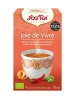 Yogi Tea Tisane Ayurvédique Joie De Vivre Bio 17 Sachets/1,8g à Clamart