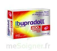 IBUPRADOLL 400 mg Caps molle Plq/10 à Clamart