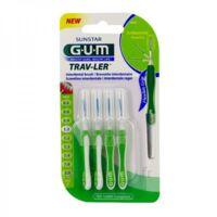 Gum Trav - Ler, 1,1 Mm, Manche Vert , Blister 4 à Clamart