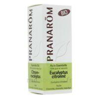 Huile Essentielle Eucalyptus Citronne Bio Pranarom 10 Ml à Clamart