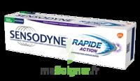 Sensodyne Rapide Pâte dentifrice dents sensibles 75ml à Clamart