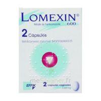 Lomexin 600 Mg Caps Molle Vaginale Plq/2 à Clamart