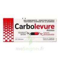 CARBOLEVURE Gélules adulte Plq/30 à Clamart