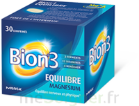 Bion 3 Equilibre Magnésium Comprimés B/30 à Clamart