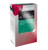 Pharmavie Levure De Riz Rouge Lot De 3 X 60 Comprimés à Clamart