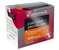 PHARMAVIE CURCUMINE + BROMÉLAÏNE 20 sachets à Clamart