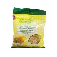 Le Pastillage Officinal Gomme miel citron Sachet/100g à Clamart