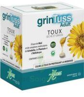 Grintuss Adulte Comprimé toux sèche et grasse B/20 à Clamart