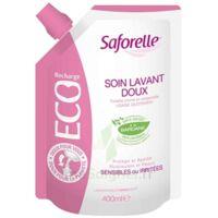 Saforelle Solution soin lavant doux Eco-recharge/400ml à Clamart