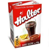 Halter Bonbon sans sucre Cola B/40g à Clamart
