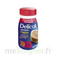 DELICAL BOISSON HP HC CONCENTREE Nutriment café 4Bouteilles/200ml à Clamart