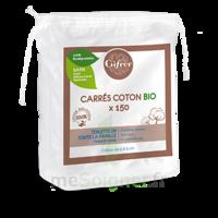 Gifrer Carré coton bio Sachet/150 à Clamart