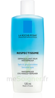 Respectissime Lotion waterproof démaquillant yeux 125ml à Clamart