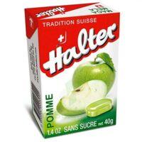 Halter Sans Sucre Bonbon Pomme B/40g à Clamart