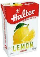 Halter Sans Sucre Bonbon Citron B/40g à Clamart