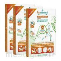 Puressentiel Articulations et Muscles Patch chauffant 14 huiles essentielles lot de 3 à Clamart