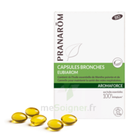 Aromaforce Caps bronches bio B/30 à Clamart