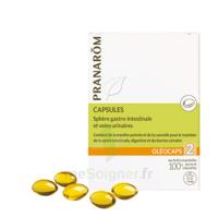 Oléocaps 2 Caps santé intestinale bio B/30