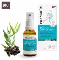 Pranarom Aromastop Spray instant libération rapide Fl/15ml à Clamart