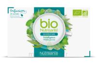 Nutrisanté Infusions Bio Respiratoire 20 Sachets à Clamart