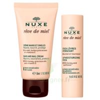 Rêve De Miel Crème Mains Et Ongles + Stick Lèvres Hydratant à Clamart