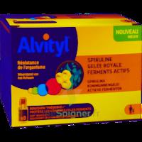 Alvityl Resist Solution buvable 8 Fioles à Clamart