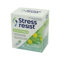 Stress Resist Poudre Stress & fatigue 30 Sticks à Clamart