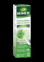 Humer Stop Allergies Spray Nasal Rhinite Allergique 20ml à Clamart