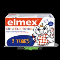 Elmex Duo Dentifrice Enfant, Tube 50 Ml X 2 à Clamart
