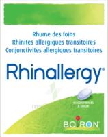 Boiron Rhinallergy Comprimés B/40 à Clamart
