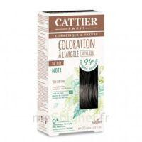Cattier Coloration Kit 1.0 Noir 120ml à Clamart