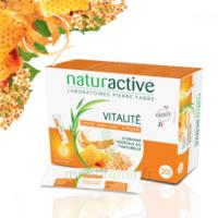 Naturactive Phytothérapie Fluides Solution Buvable Vitalité 2b/20 Sticks/10ml à Clamart