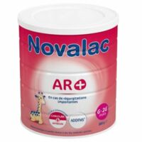 Novalac Expert Ar + 6-36 Mois Lait En Poudre B/800g à Clamart