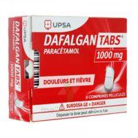 Dafalgantabs 1 G Cpr Pell Plq/8 à Clamart