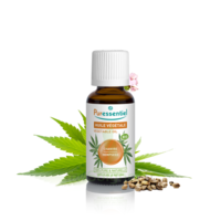 Puressentiel Huiles Végétales - HEBBD Chanvre BIO** - 30 ml à Clamart
