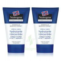 Neutrogena Crème Mains Hydratante Concentrée 2t/50ml à Clamart