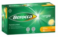 Berocca Energie Comprimés Effervescents Orange B/30 à Clamart