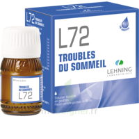 Lehning L72 Solution buvable en gouttes 1Fl/30ml à Clamart