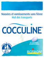 Boiron Cocculine Comprimés orodispersibles B/40 à Clamart